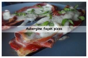 Aubergine façon pizza1v
