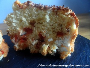 cake poivron feta