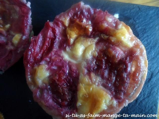 clafoutis fraises framboises 2