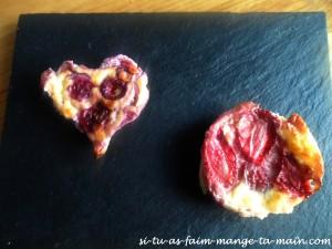 clafoutis fraises framboises 3