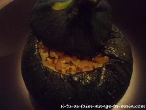 courgette farçie au boeuf & quinoa2
