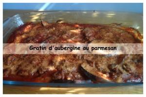 gratin d'aubergine au parmesan1v
