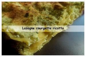 lasagne courgette ricotta 2v