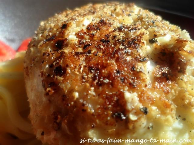 mozzarella panée1