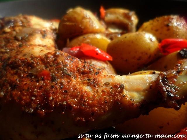 poulet à la mexicaine2