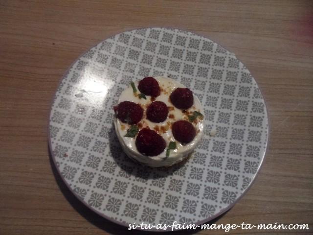 cheesecake framboise2