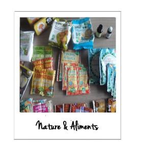 j'ai testé nature & aliments