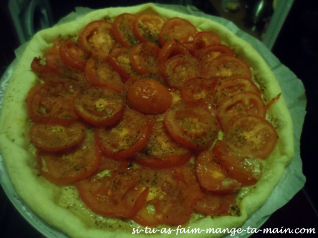 tarte à la tomate & moutarde2