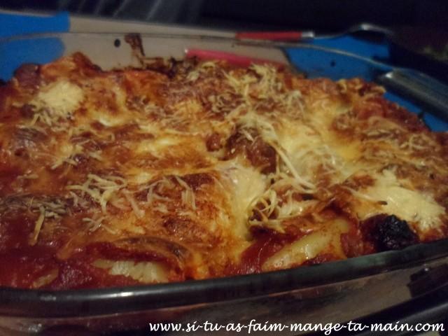 lasagne bolognaise light5