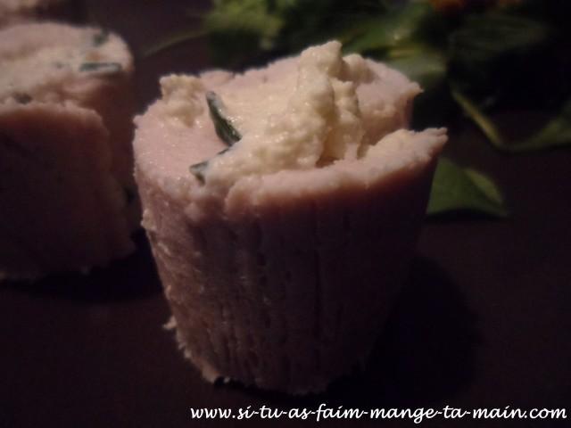 roulé de dinde fromage ciboulette3