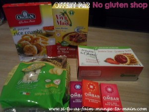 offert par no gluten shop