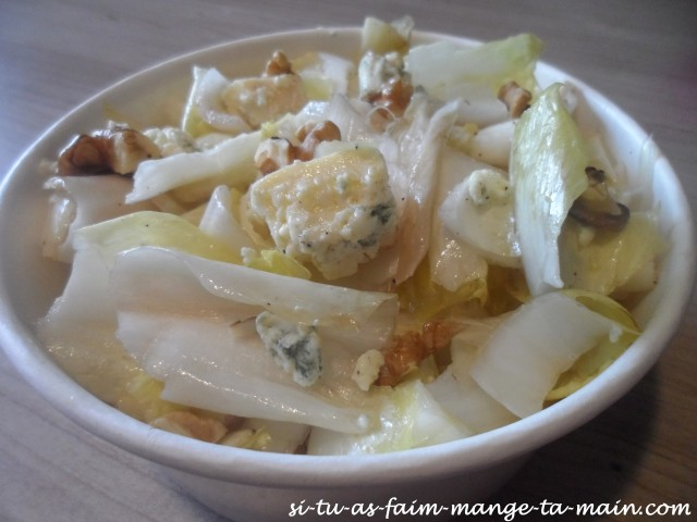 salade endive roquefort et noix3