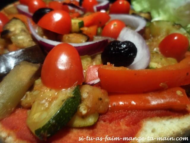 brushetta aux légumes vegan2