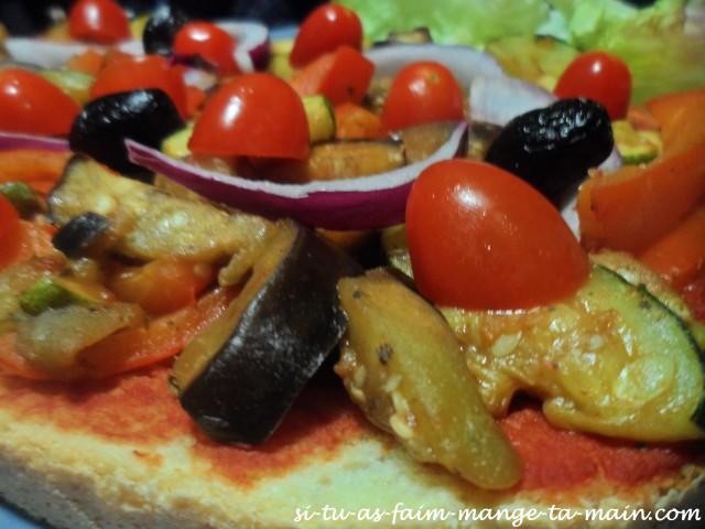 brushetta aux légumes vegan3