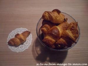mini croissant jambon fromage3