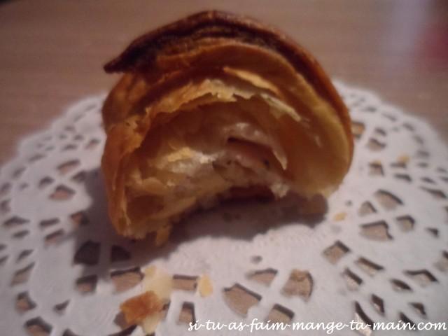 mini croissant jambon fromage5
