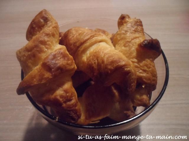 mini croissant jambon fromage6