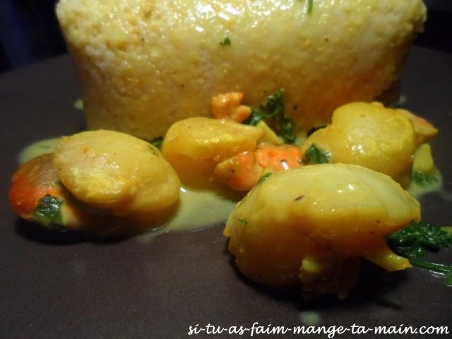 Perles de blé aux noix de Saint-Jacques2