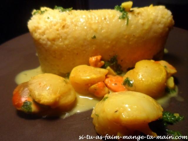 Perles de blé aux noix de Saint-Jacques4