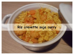 Riz crevette soja curry5