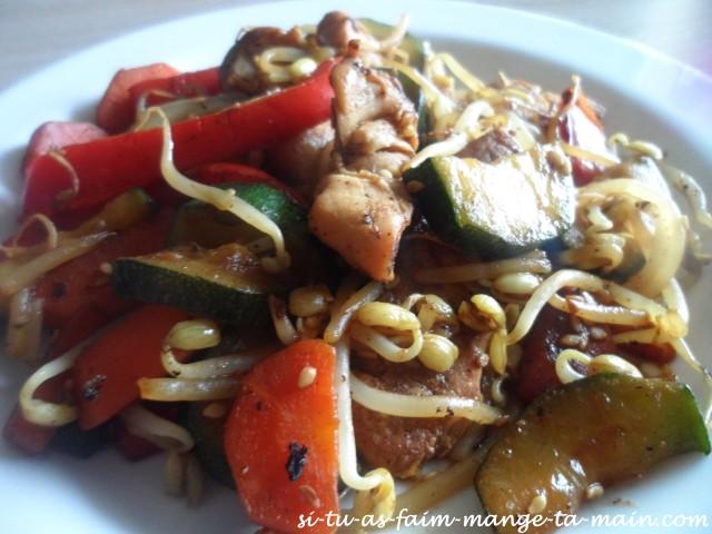 wok de poulet au soja2