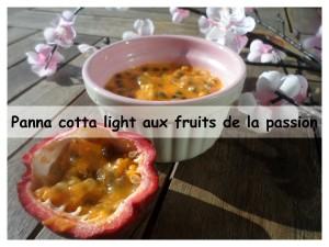 Panna cotta light aux fruits de la passion5