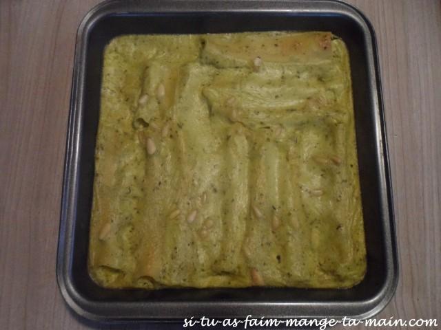 cannelloni ricotta épinard1