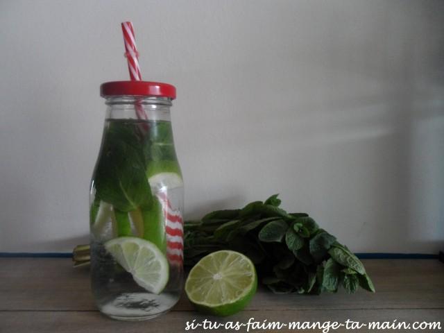 dw citron vert menthe