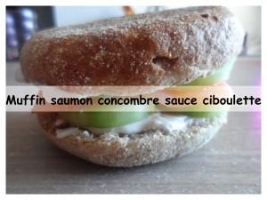 Muffin saumon concombre sauce ciboulette3