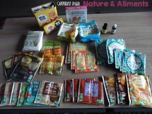 offert par nature & aliments
