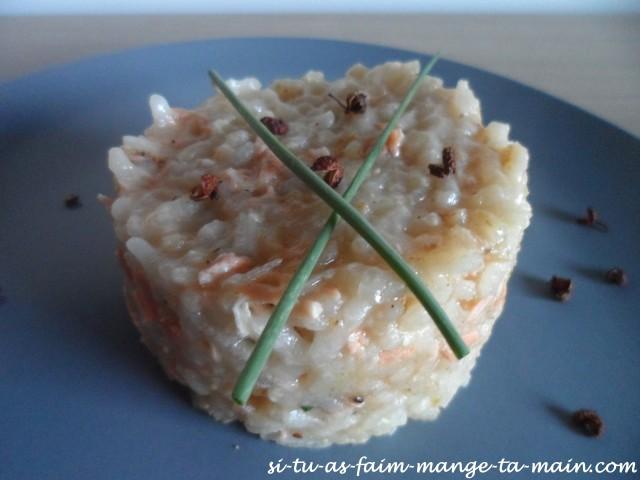 risotto au saumon2