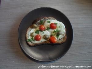tartine mozza olive tomate1