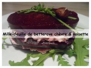 mille-feuille de betterave au chèvre & noisette3