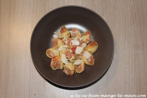 conchiglie au thon & parmesan3