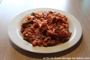 riz aux légumes & parmesan1