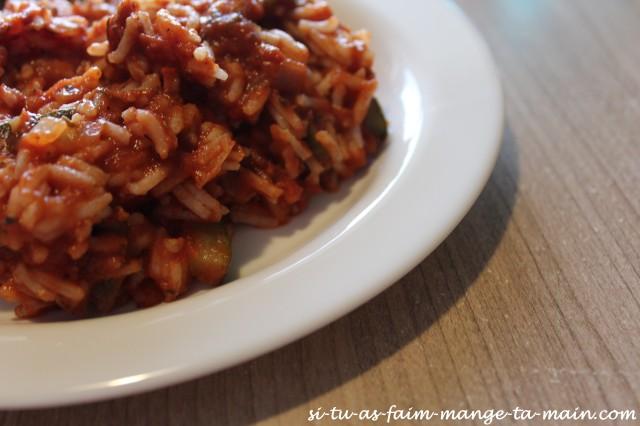 riz aux légumes & parmesan2